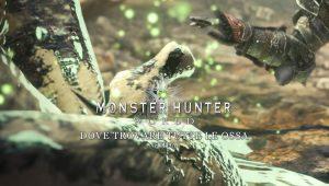 Monster Hunter World – Dove trovare tutte le Ossa   Guida