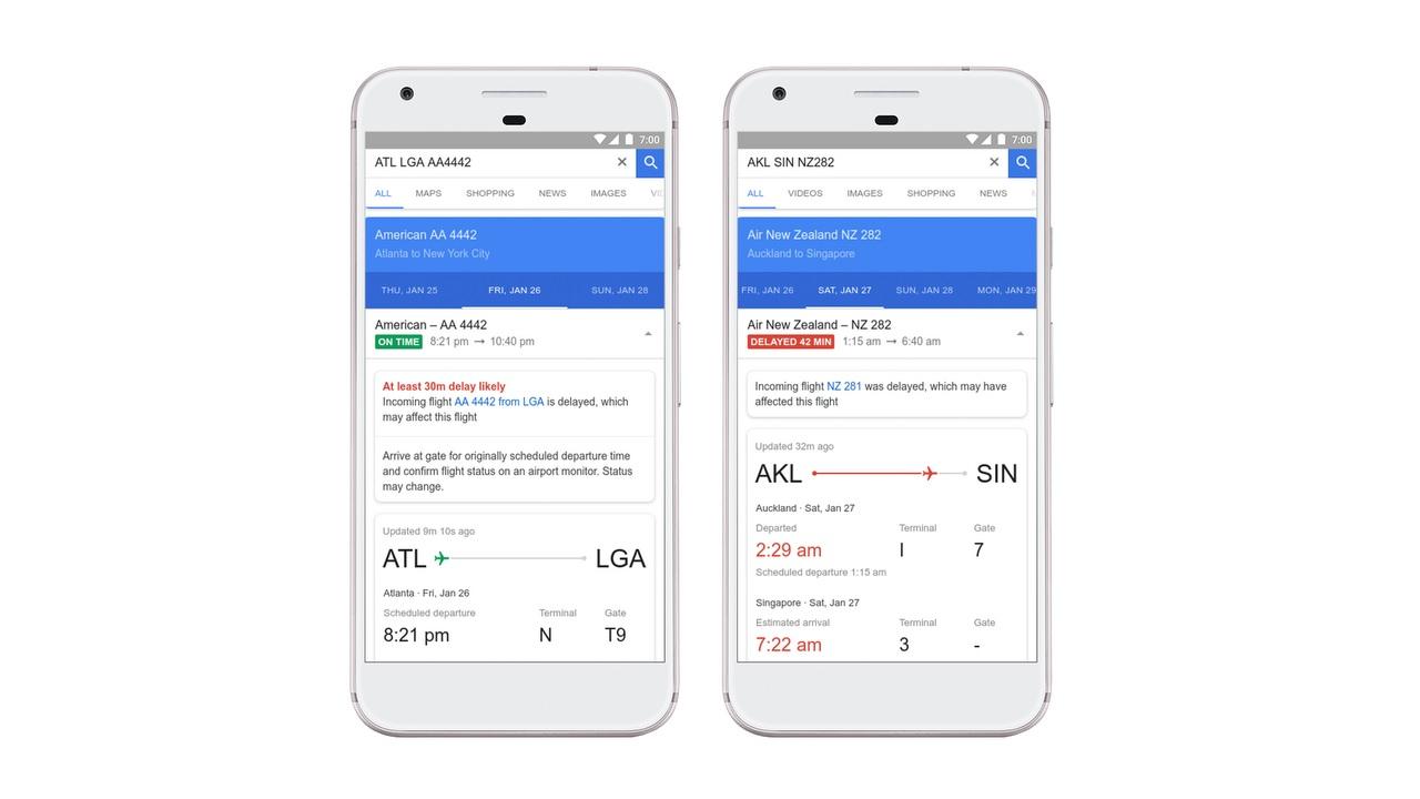 Google ora in grado di prevedere i ritardi dei voli - Quanti bagagli si possono portare in crociera ...