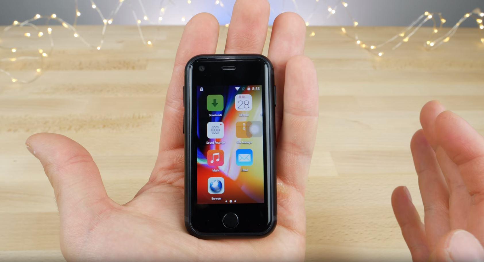iphone 8 plus mini