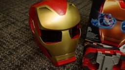 iron man casco ar