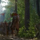 Kingdom Come: Deliverance cita The Witcher III: Wild Hunt