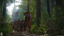 Kingdom Come: Deliverance cita The Witcher III: Wild Hunt