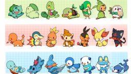 Un leak rivela i Pokémon starter di ottava generazione?