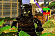 Black Panther è al cinema, ma anche in LEGO Marvel Super Heroes 2