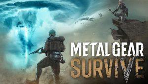 2 in 1: trailer di lancio e primi DLC gratuiti per Metal Gear Survive
