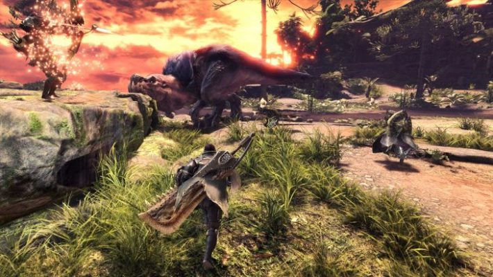 Nuove missioni in arrivo presto e gratis in Monster Hunter: World