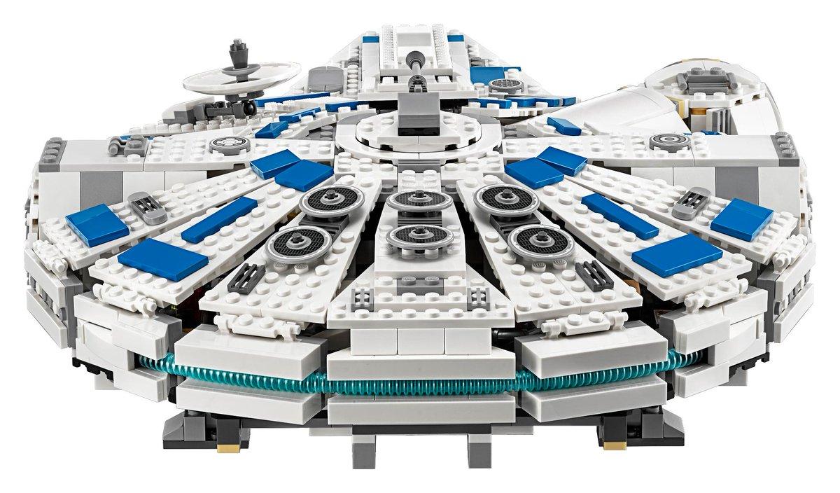 Lego Millennium Falcon Kessel RUn