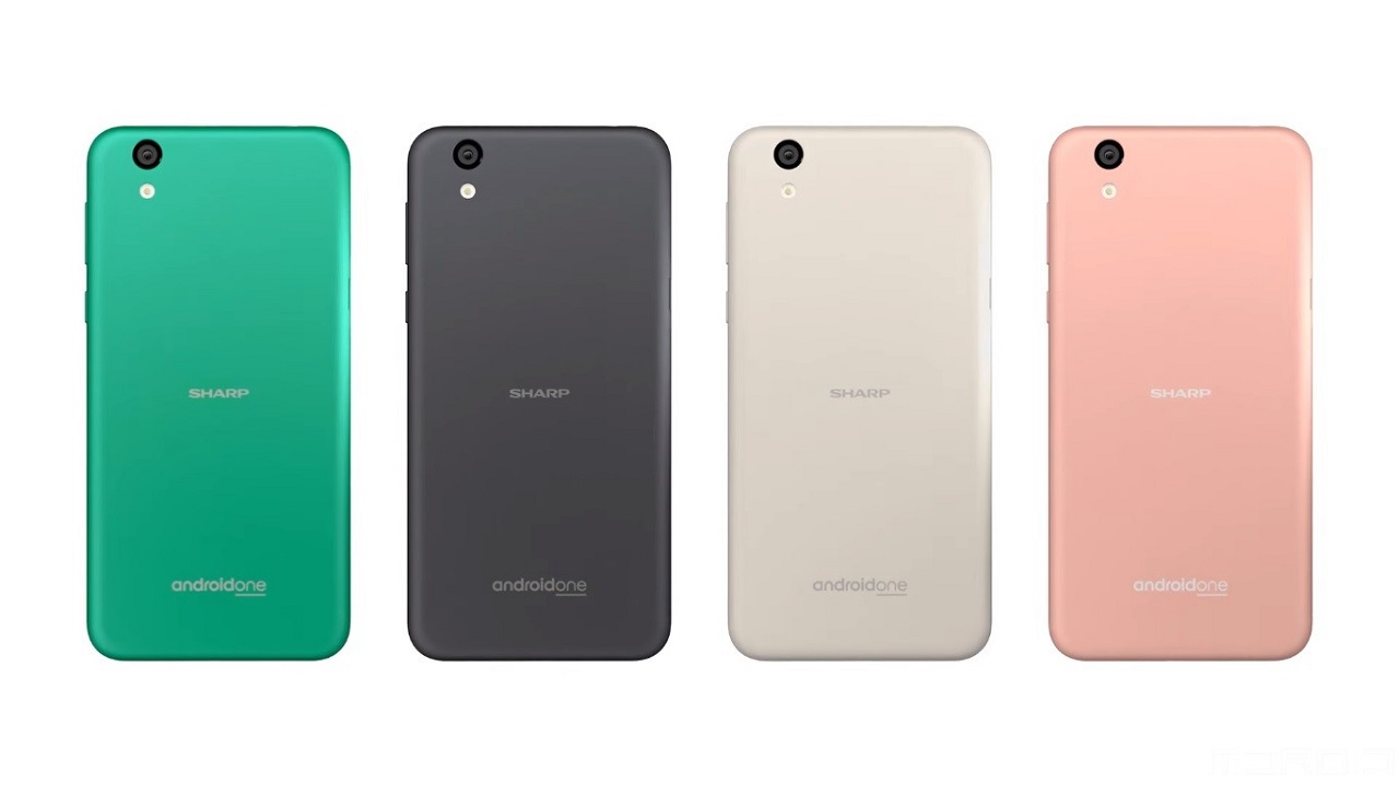 android one sharp