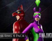 Final Fantasy XV lama