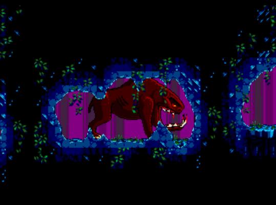 Tanglewood: come nasce (oggi) un gioco per Sega Mega Drive
