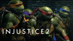 Cowabunga! Entrano in azione le Tartarughe Ninja in Injustice 2