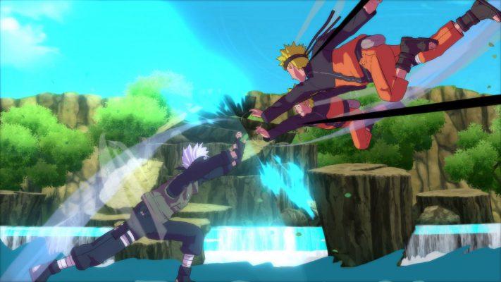 La trilogia di Naruto Shippuden: Ultimate Ninja Storm su Switch