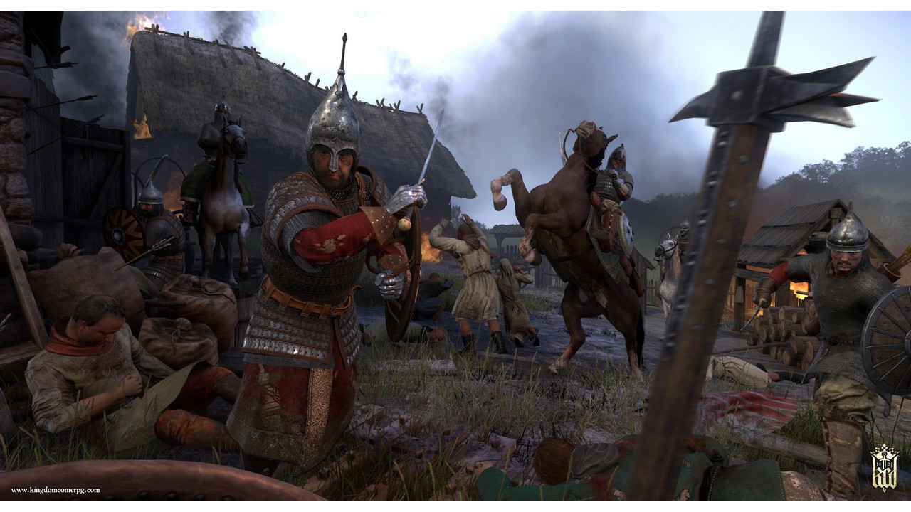 Kingdom Come Deliverance trailer