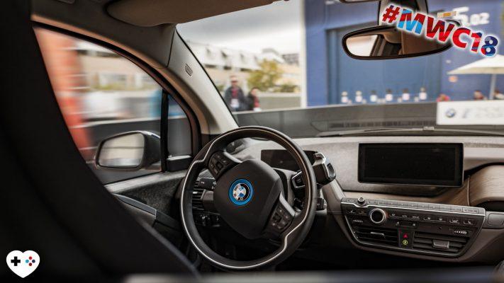 BMW MWC 2018
