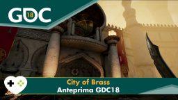 City of Brass – Anteprima GDC 2018