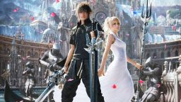 Final Fantasy XV finali