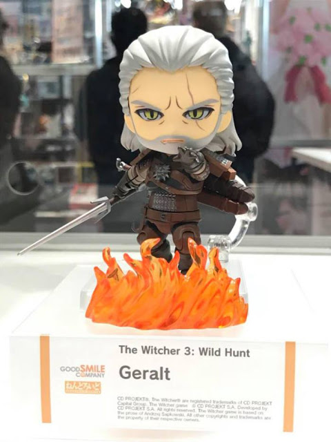 The Witcher Nendoroid
