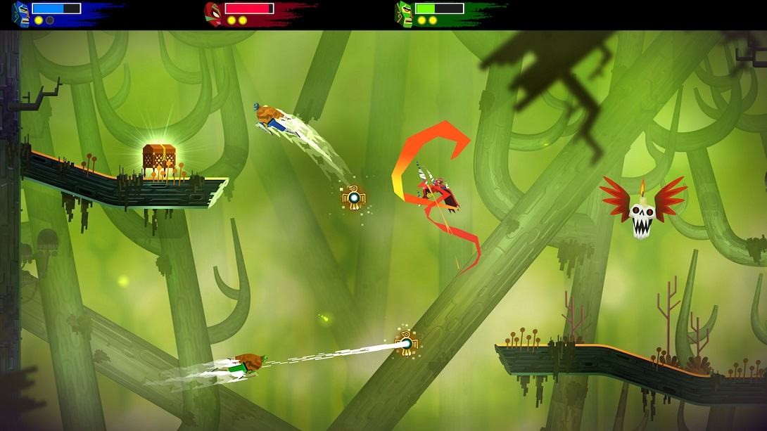 Guacamelee 2 GDC 2018 GameSoul