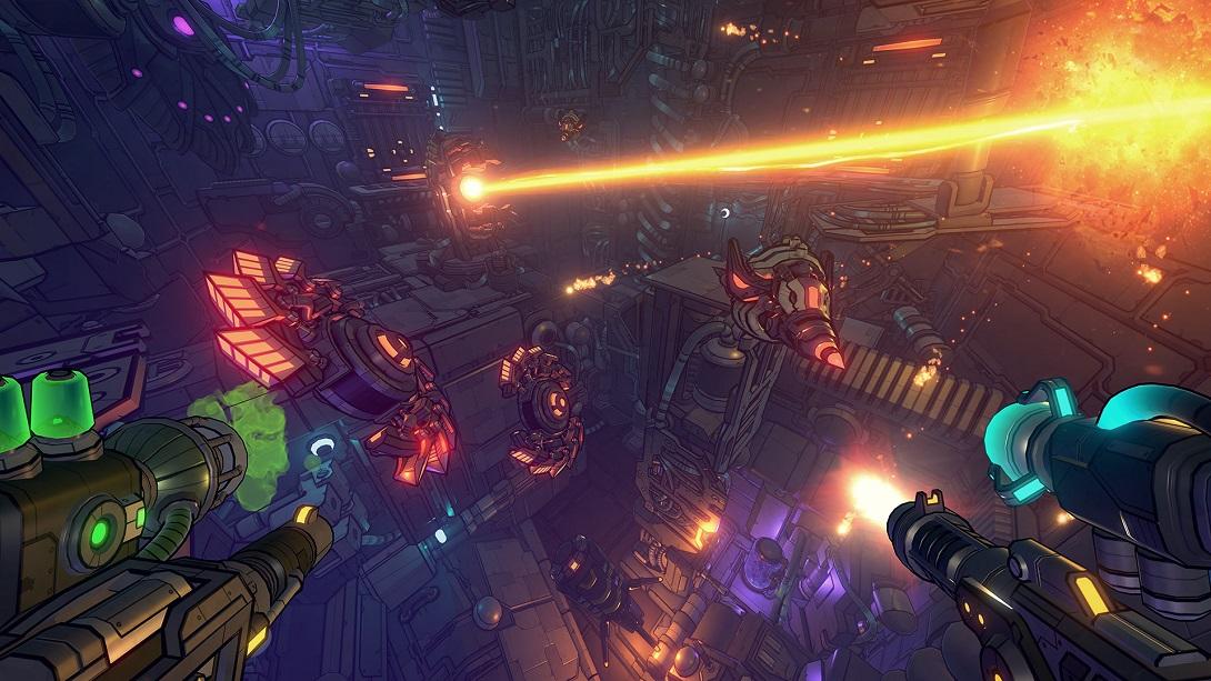 Gunhead GDC 2018 GameSoul