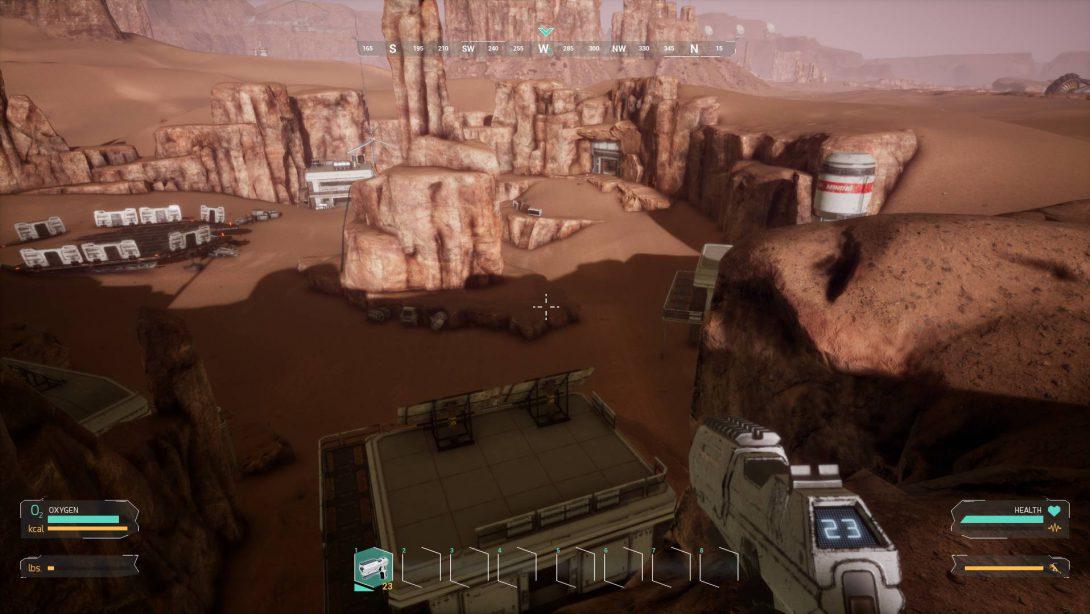 Memories of Mars GDC 2018 GameSoul