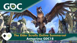 The Elder Scrolls Online: Summerset – Anteprima GDC 18