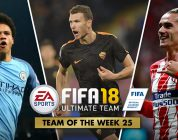 FIFA 18 TOTW 25 Ultimate Team