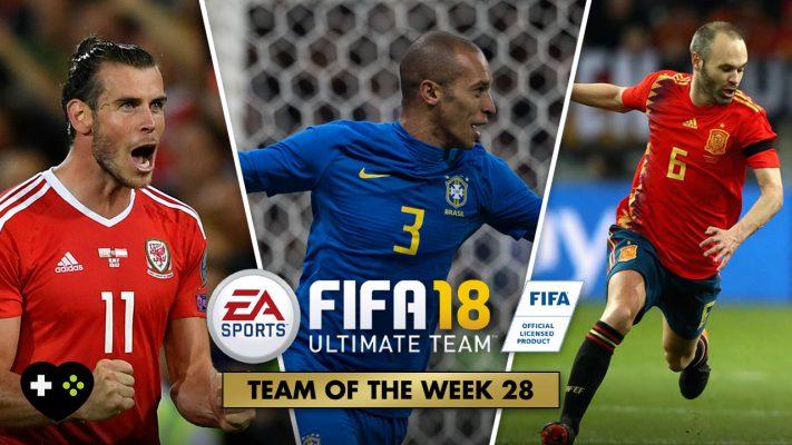 FIFA Ultimate Team – TOTW 28 – L'aggiornamento del 28 marzo