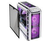 MasterCase H500P Mesh White: ecco il nuovo case di Cooler Master