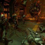 Doom: la patch per PS4 Pro e Xbox One X arriva oggi!