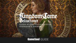 Kingdom Come: Deliverance – Guida al corteggiamento di Stephanie e Theresa