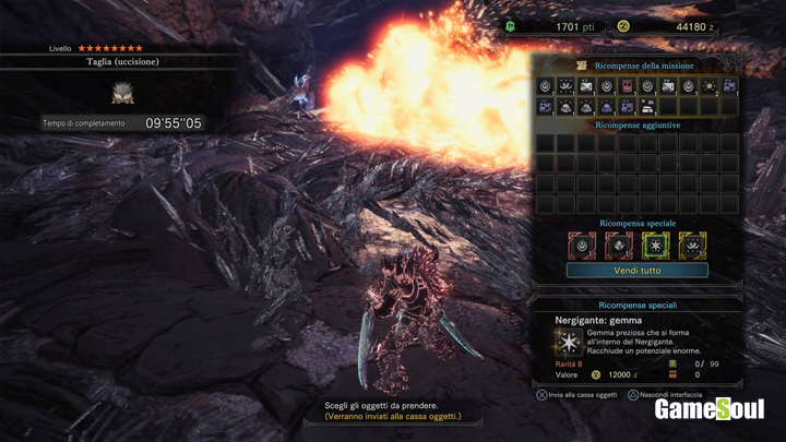 Monster Hunter World - Come farmare gemme velocemente