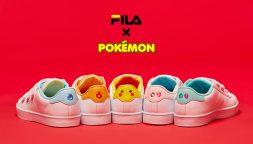 FILA Pokémon