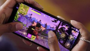 Fortnite iOS mobile