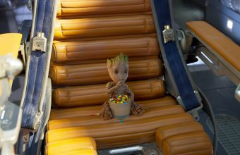 Groot Guardiani della Galassia James Gunn