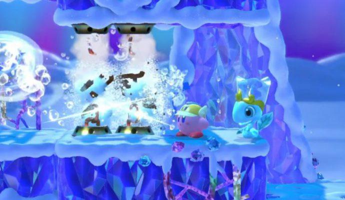 Pillole di gameplay di Kirby Star Allies