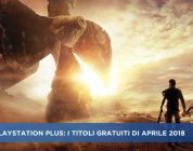 PlayStation Plus Aprile 2018