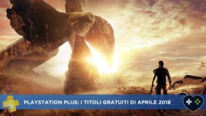 PlayStation Plus Aprile 2018