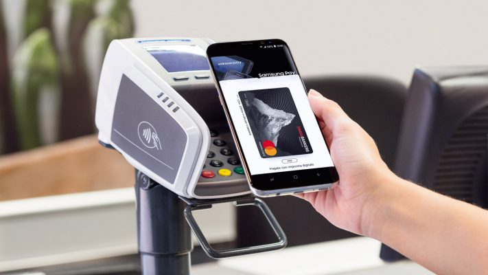 samsung pay italia