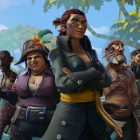 Pirata e Nave: create i protagonisti di Sea of Thieves