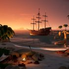 Sea of Thieves va alla grande, Rare ringrazia i fan