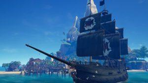 Trailer di lancio e pre-load per Sea of Thieves