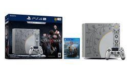 Sony svela la meravigliosa PS4 Pro a tema God of War