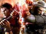 Soulcalibur VI accoglie Geralt da The Witcher III