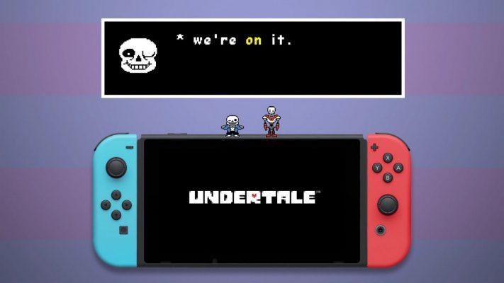 Undertale Switch