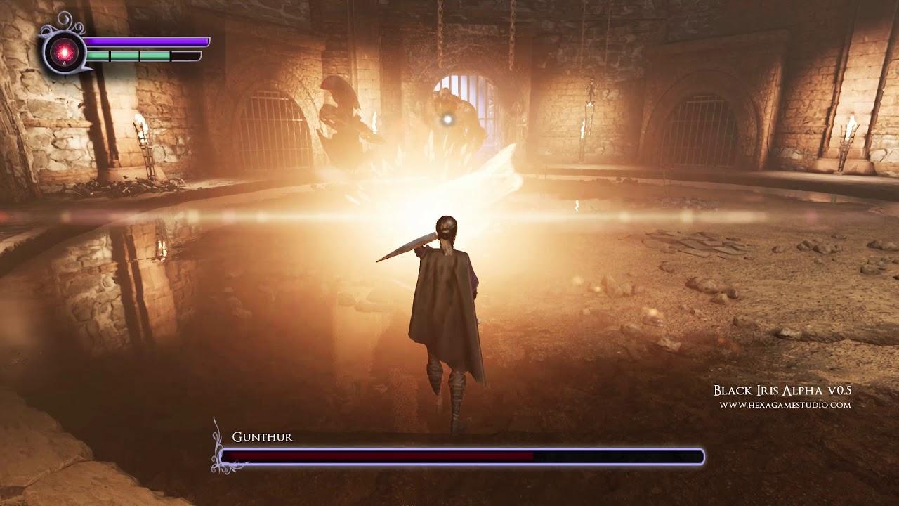 Black Iris GDC 2018 GameSoul