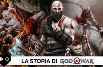 God of War – Storia di una leggenda