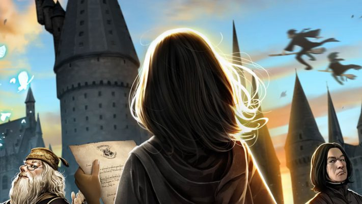 Harry Potter: Hogwarts Mystery è disponibile su mobile