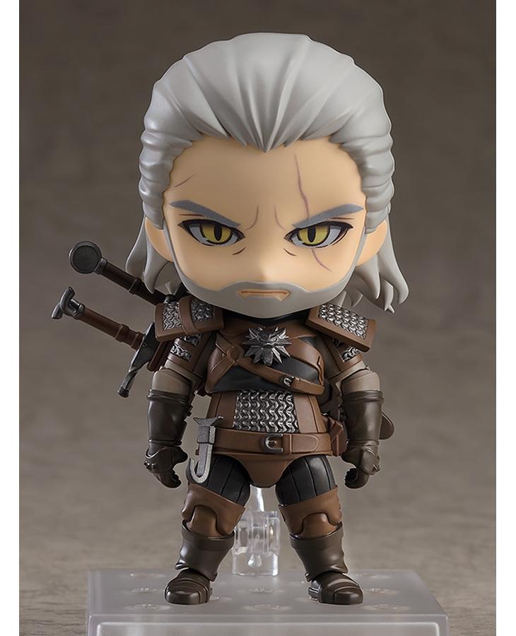 Nendoroid Geralt di Rivia