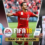 FIFA 18, solo i migliori si riuniscono nei Team of the Season
