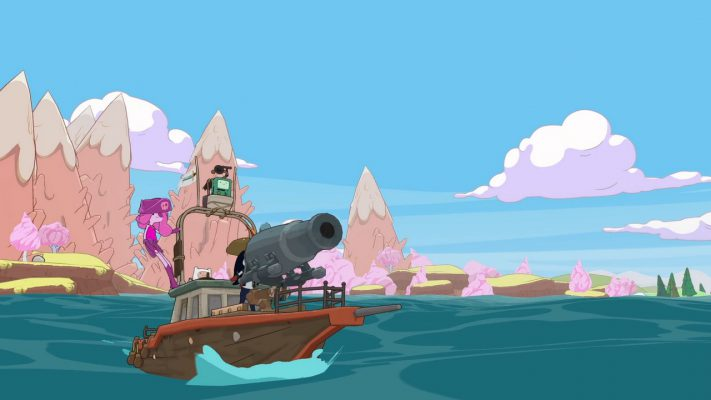 Adventure Time data